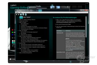 Umfangreiche Hilfe zur Erklärung der Softwareparameter