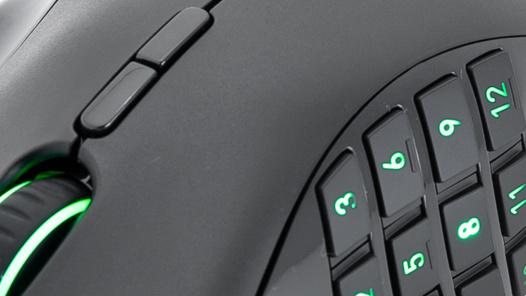 Razer Naga 2012 und Logitech G600 im Test: Vieltastenmäuse im Vergleich