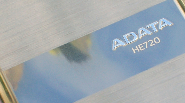 Adata DashDrive Elite HE720 im Test: Externe Backups in 8,9 Millimeter Stahl