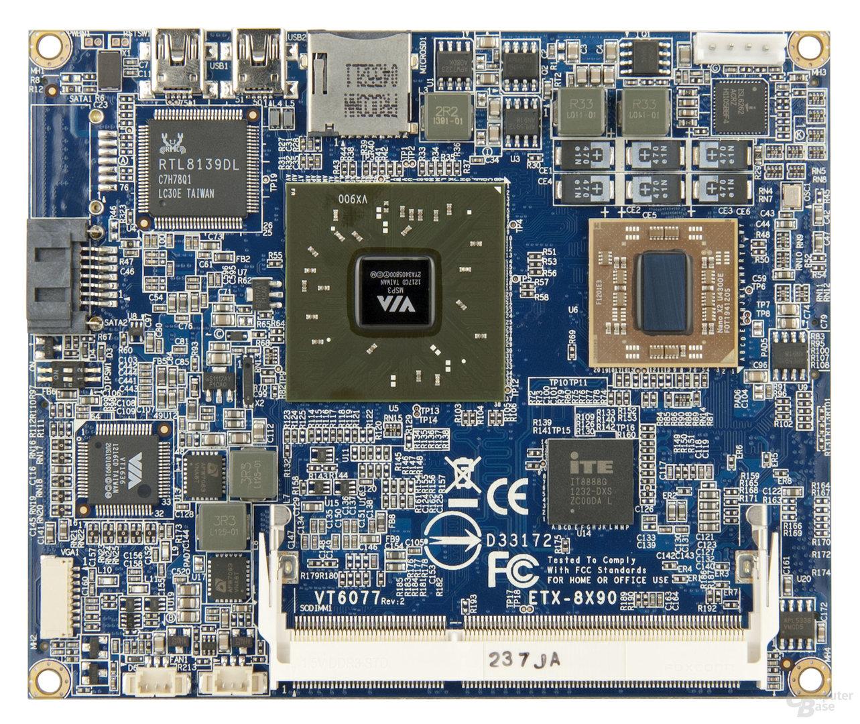 VIA ETX-8X90