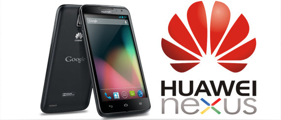 Ascend Nexus Quad - Das nächste Google-Smartphone?