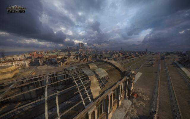 World of Tanks – Update 8.0: Maps