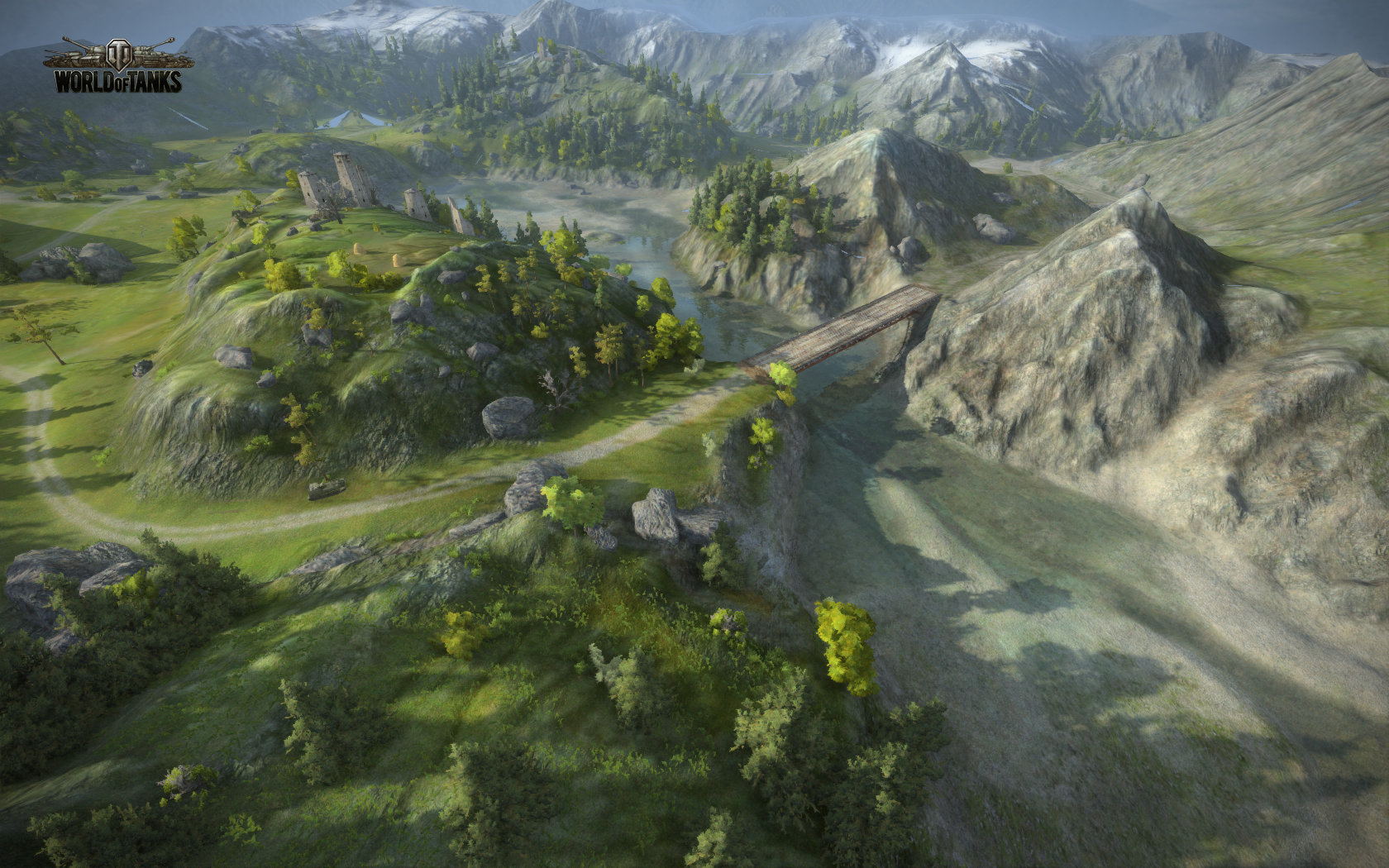 World of Tanks – Update 8.0: Maps
