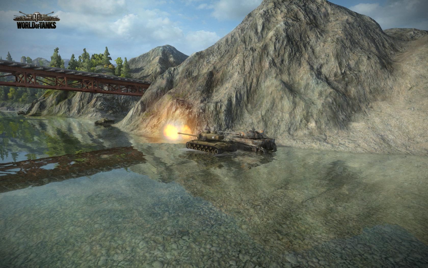 World of Tanks – Update 8.0: Tanks