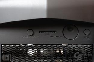 NZXT Phantom 820 – LED-Steuerung und Kartenleser