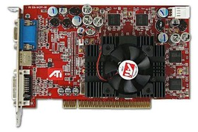 ATi Grafikkarte mit PCI Express for Graphics Support