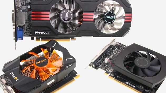 Nvidia GeForce GTX 650 Ti im Test: Nvidia-Konkurrenz zur HD 7770