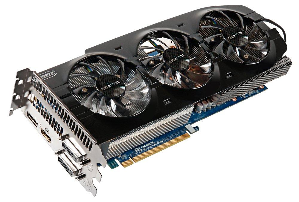 Gigabyte GeForce GTX 670 WindForce
