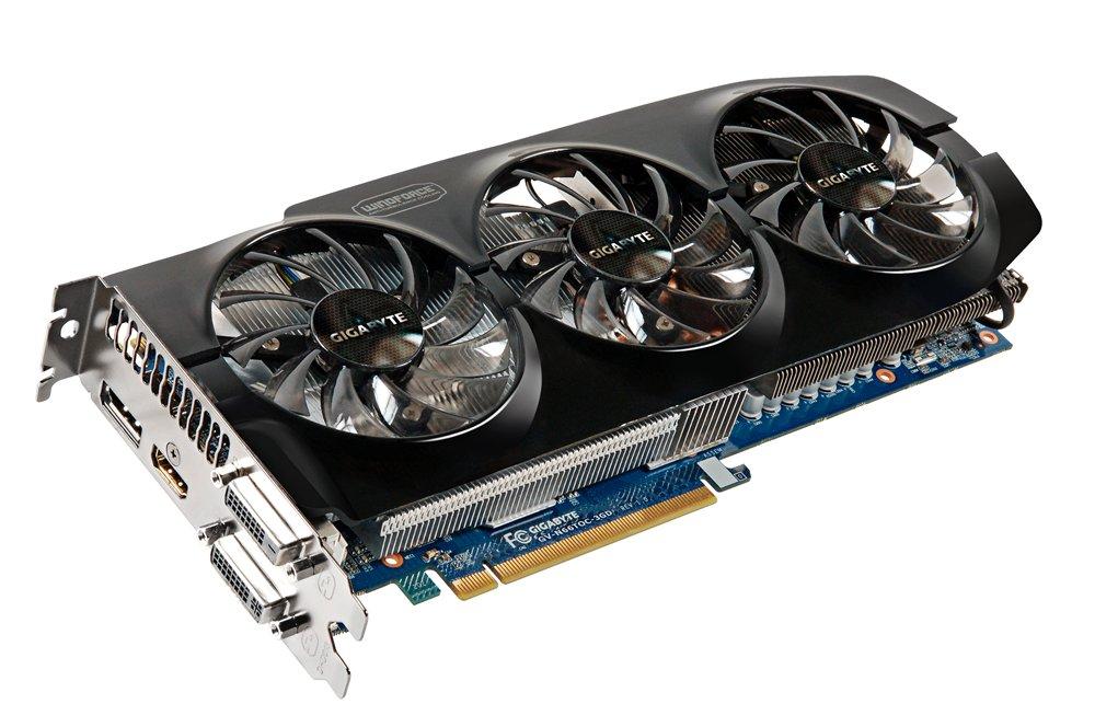 Gigabyte GeForce GTX 660 Ti WindForce