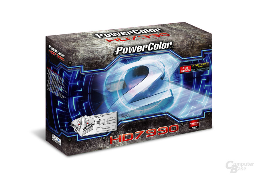 PowerColor HD 7990