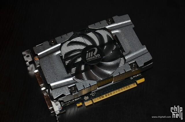 Inno3D GeForce GTX 650 Ti