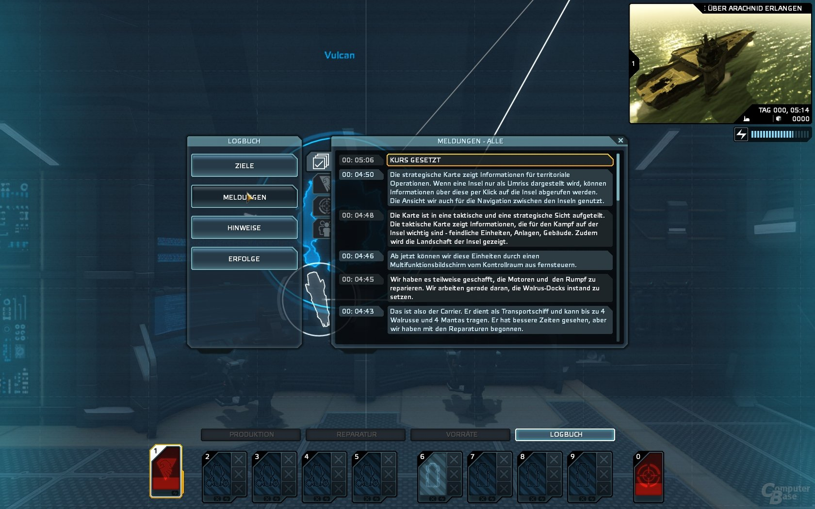 Carrier Command im Test