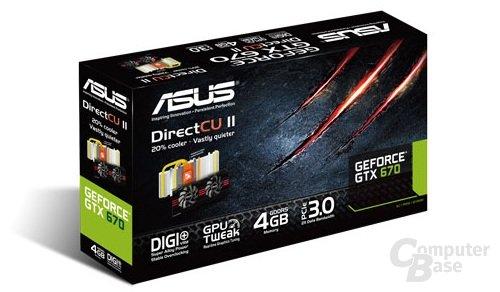 Asus GTX670-DC2-4GD5