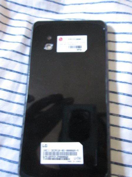 Angebliches kommendes Nexus-Smartphone von LG
