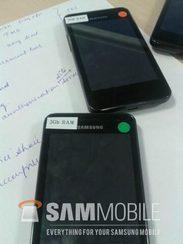 Ist dies der Prototyp des neuen Galaxy S IV?