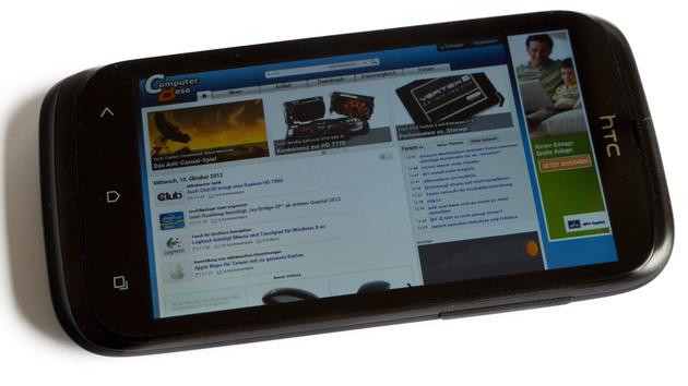HTC Desire X im Test: Die 10. Auflage soll es wieder richten