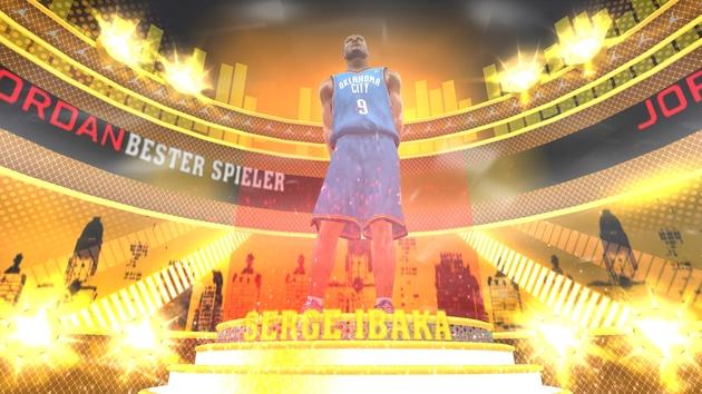 NBA 2K13 im Test: Genre-König ohne Zwang zur Revolution