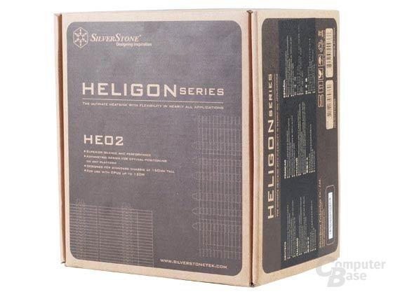 Silverstone Heligon HE02 (SST-HE02)