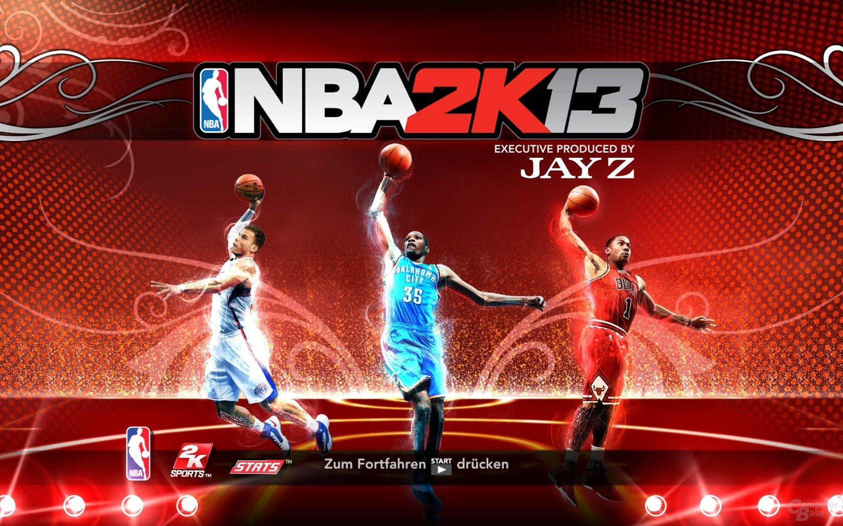 NBA  2K13 im Test