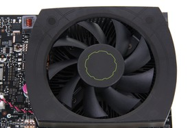 GeForce GTX 650 Ti Lüfter