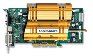 NV30 Universal Heatsink Draufsicht