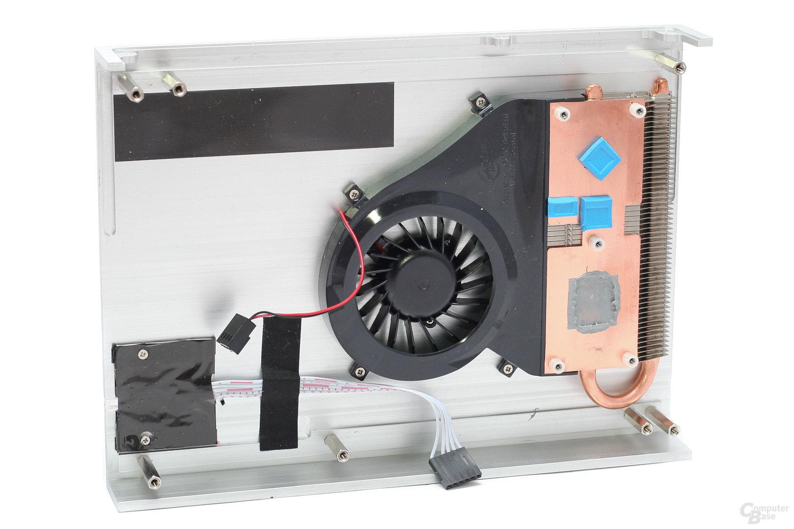 Arctic MC101 – Kühlsystem