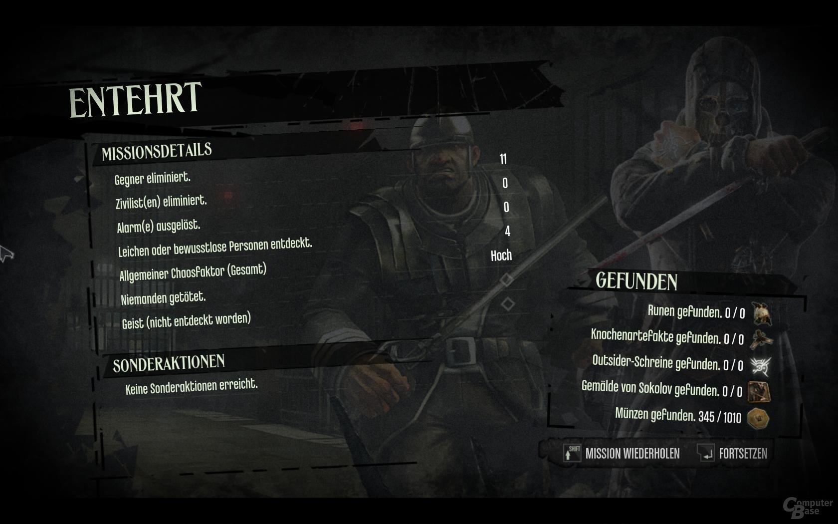 Dishonored im Test