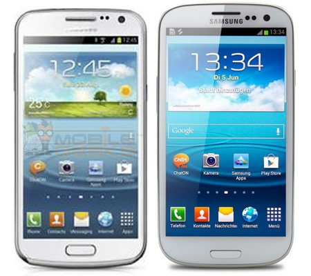 Samsung Galaxy Premier - Samsung Galaxy S III