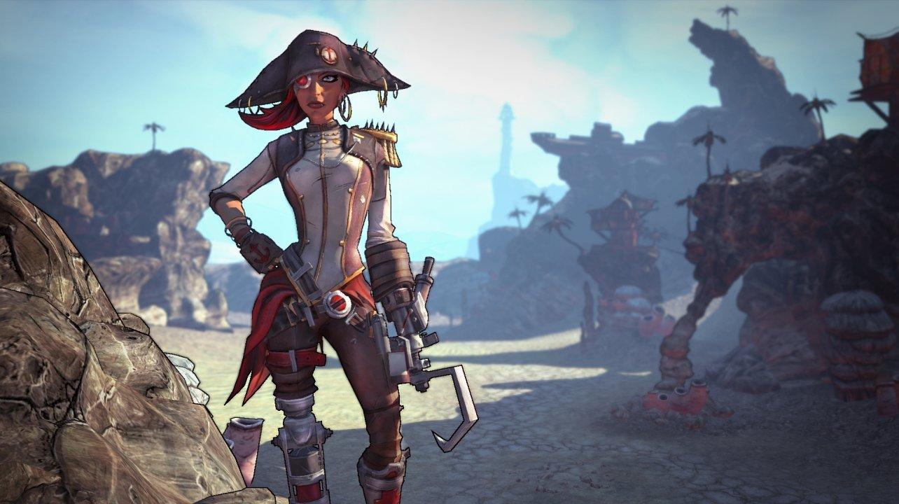 Borderlands 2: Captain Scarlett