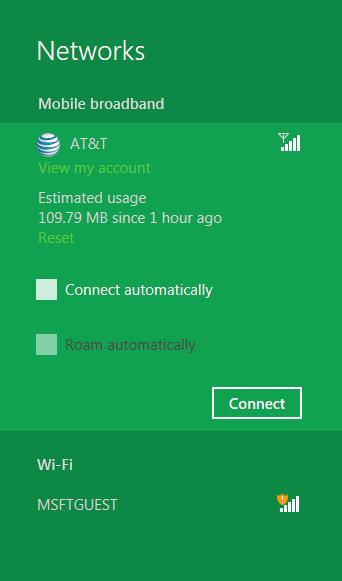 Mobilfunkverbindung