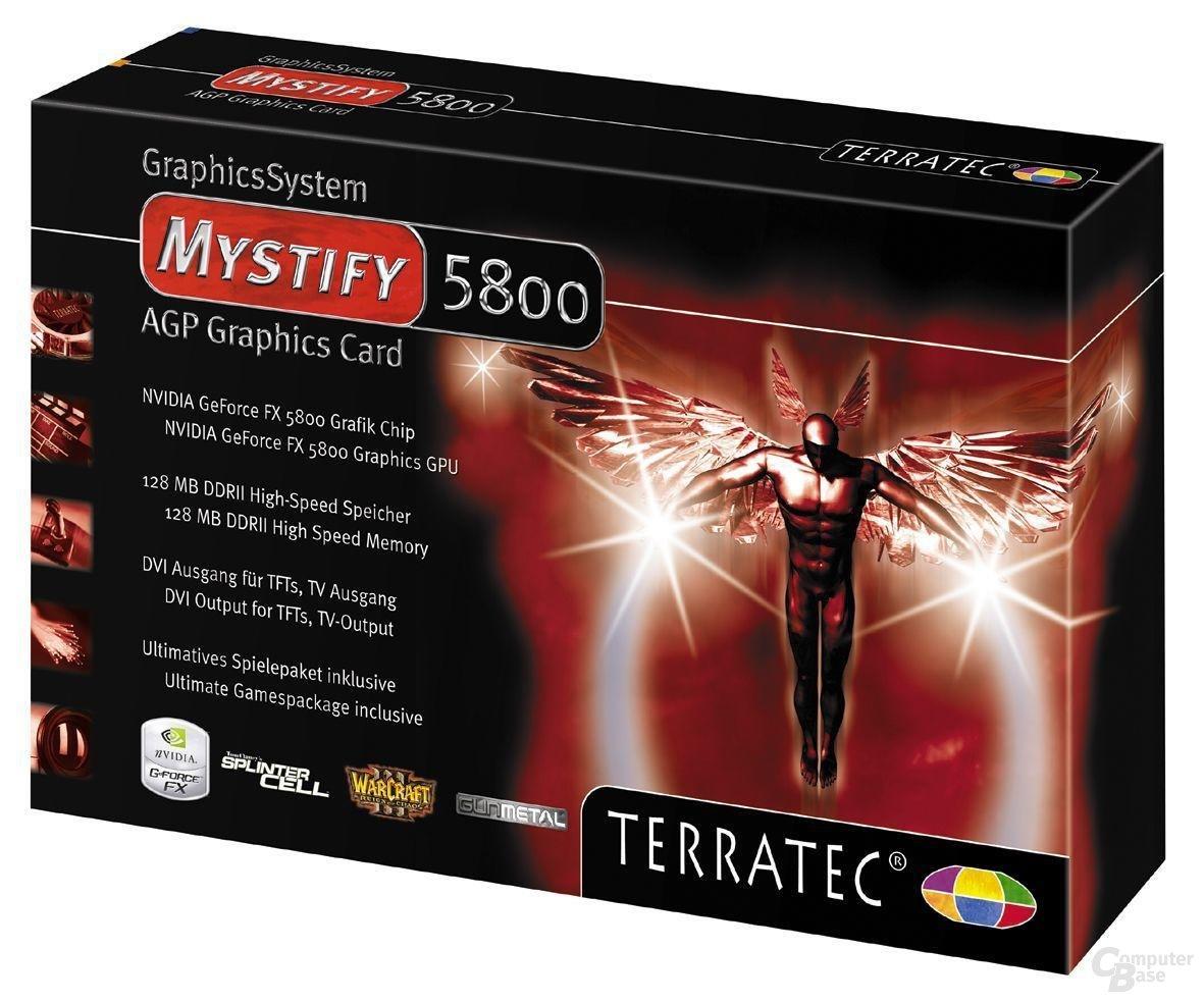 Verpackung Mystify5800