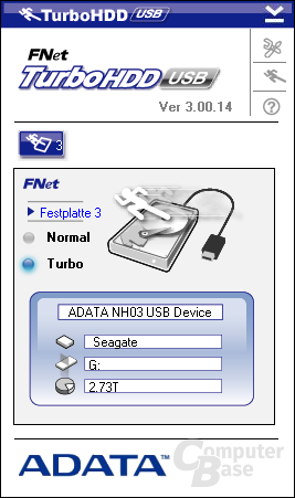 FNet TurboHDD USB