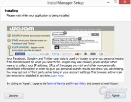 ViStart – Decline und nicht Accept klicken