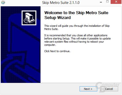 Skip Metro Suite