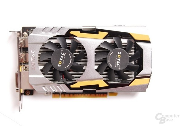 Zotac GeForce GTX 650 Destroyer TSI