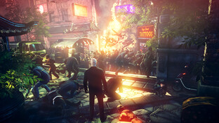 Hitman: Absolution - Chinatown-Mission