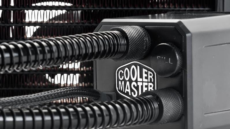 Cooler Master Eisberg Prestige 240L im Test: Modulare Flüssigkeitskühlung
