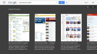 Googles neue App für Windows 8