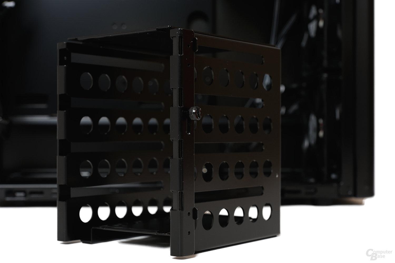 Lian Li PC-7HX – Riegelverschluss geschlossen