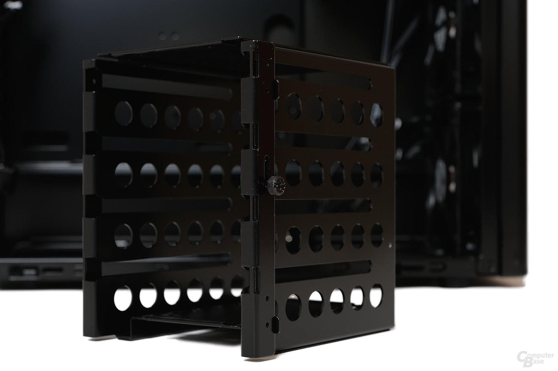 Lian Li PC-7HX – Riegelverschluss geöffnet
