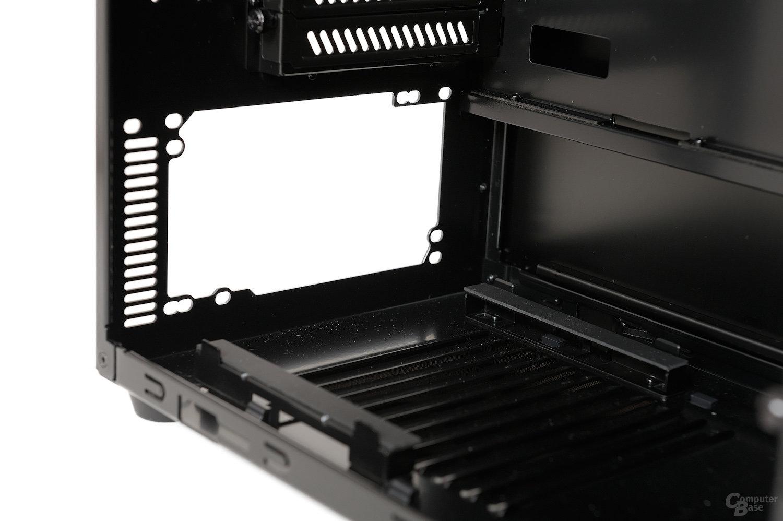 Lian Li PC-7HX – Netzteilposition