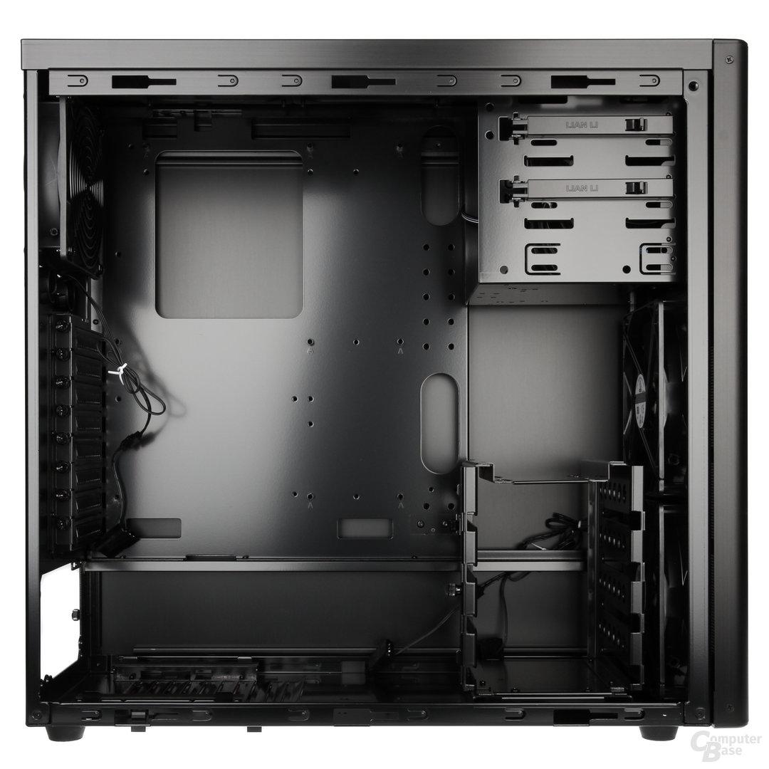 Lian Li PC-7HX – Innenraumansicht