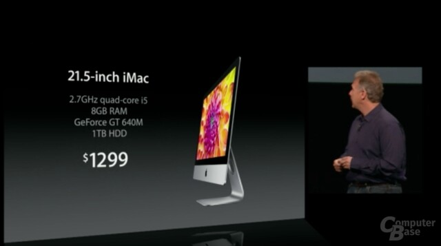 Apple iMac (Late 2012)