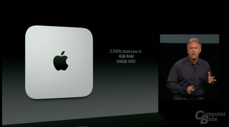 Apple Mac Mini (Late 2012)