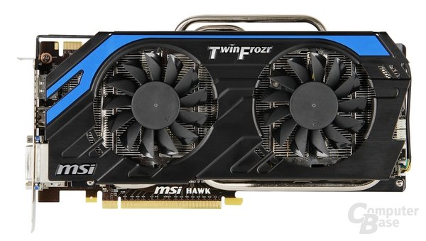MSI GeForce GTX 660 Hawk