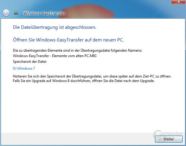 Windows-EasyTransfer