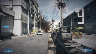 Battlefield 3 - SSAA mit LOD-Korrektur