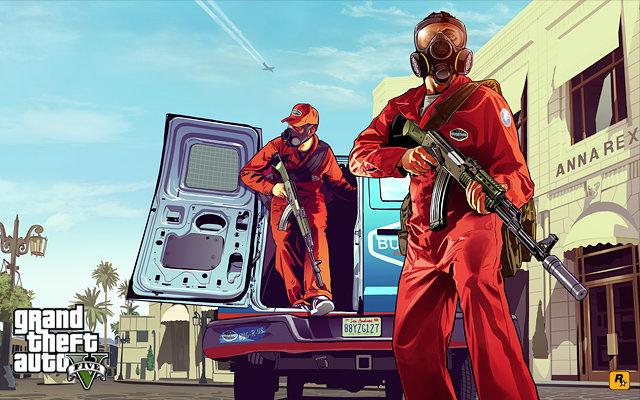 Artwork zu GTA V