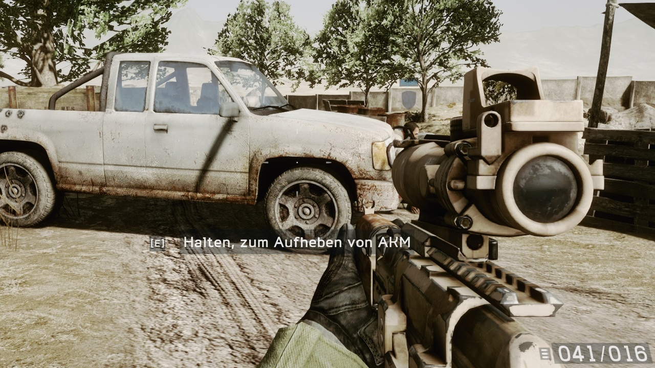 Medal of Honor: Warfighter im Test: Wieder eine Call-of-Duty-Kopie