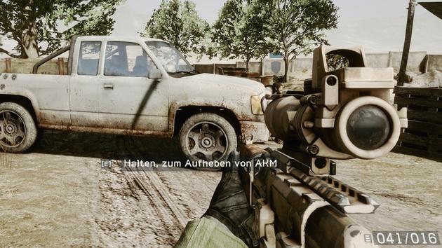 Medal of Honor: Warfighter im Test: Wieder eine Call-of-Duty-Kopie